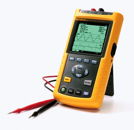 fluke 43b analizador de calidad de la energ u00eda el u00e9ctrica