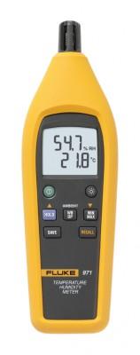 Fluke 971 medidor de humedad y temperatura termohigr metro for Medidor de temperatura y humedad digital