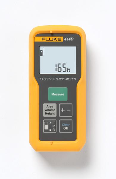 Fluke 414d medidor l ser de distancia 50m - Medidor distancias laser ...